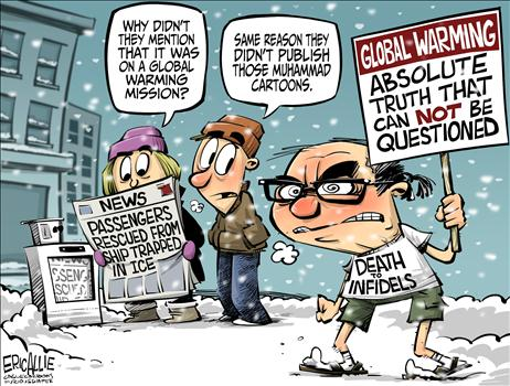 global warming infidels