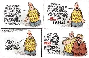 bills wife