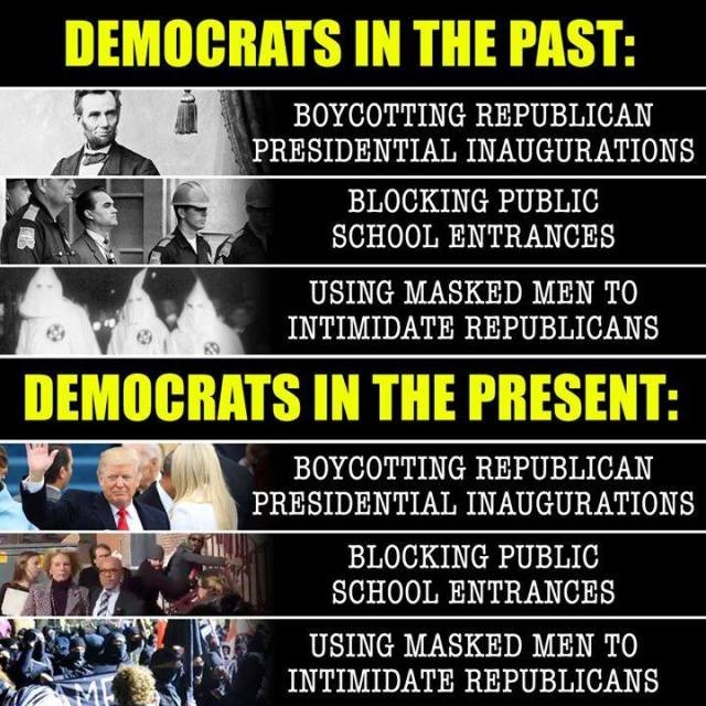 democrats-in-the-past